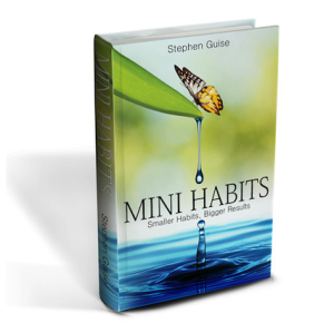 Cover image of Mini Habits book